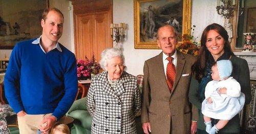 Lief! Windsors delen familiefoto's van Philip