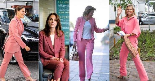 Royally on trend: de roze (paas)pakkenparade