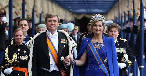 14 royals in chic & waardig koningsblauw