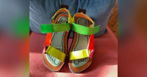 Faire sandale (et aimer ça)