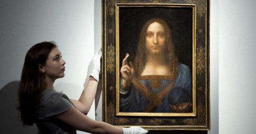 EXCLUSIF. Le tableau le plus cher de l'Histoire n'est pas vraiment de Léonard de Vinci