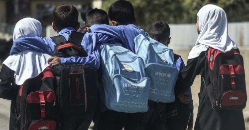 Dans les collèges et lycées afghans, une rentrée scolaire seulement pour les garçons