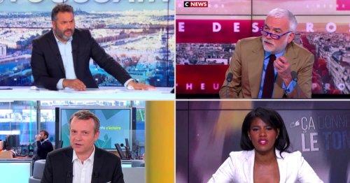 On a passé 12 heures devant CNews (et ce n'est plus vraiment une chaîne d'info)