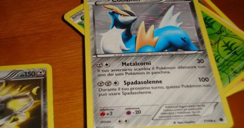 Cartes Pokémon : vendez-les toutes !