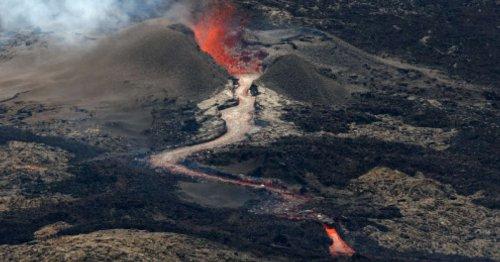 À La Réunion, deux jeunes randonneurs sont morts en se rendant au Piton de la Fournaise en éruption