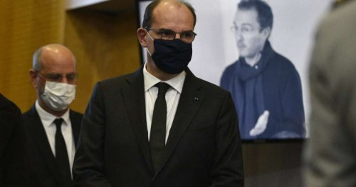 Jean Castex rend hommage à Samuel Paty, « un serviteur de la République »