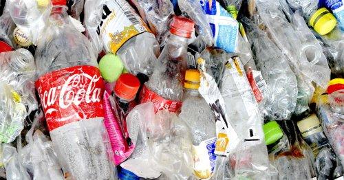 Coca-Cola, champion du monde de la pollution plastique pour la quatrième année consécutive