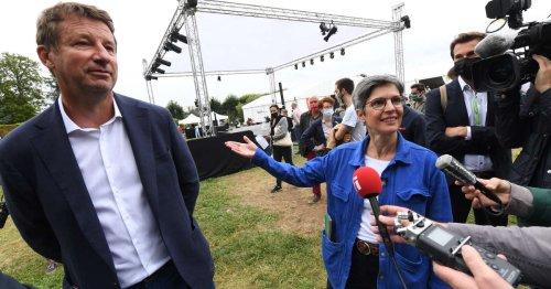 Yannick Jadot en tête de la primaire écologiste, Sandrine Rousseau qualifiée pour le second tour