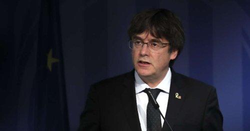 Carles Puigdemont, l'ancien président indépendantiste de la Catalogne, arrêté en Italie