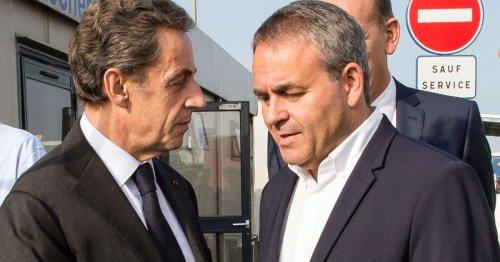 Les conseils de Sarkozy à Bertrand : « Il faut que tu dises qui tu es »