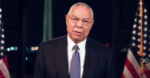 Colin Powell, ex-secrétaire d'Etat de George W. Bush, est mort du Covid-19