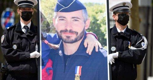 Policier tué à Avignon : le tireur présumé mis en examen et écroué