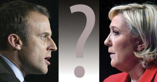 Le face-à-face Macron-Le Pen est-il toujours inéluctable ?