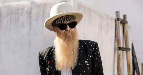 Billy F. Gibbons, de ZZ Top : « Le secret de ma barbe ? Boire beaucoup de bons vins français ! »