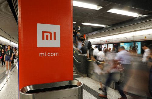 """China says Xiaomi removal from U.S. blacklist """"beneficial"""""""
