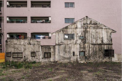 日本另類「鬼屋」引熱議 「若有似無」成因曝光 'Ghost of a house' in Japan goes viral