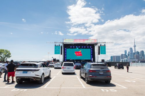 The Horseshoe Tavern is hosting a drive-in concert series this summer