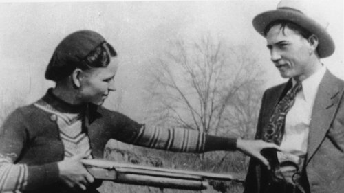 'Here's The Story Of Bonnie And Clyde': Gangster Duo's Poems Go Up For Auction