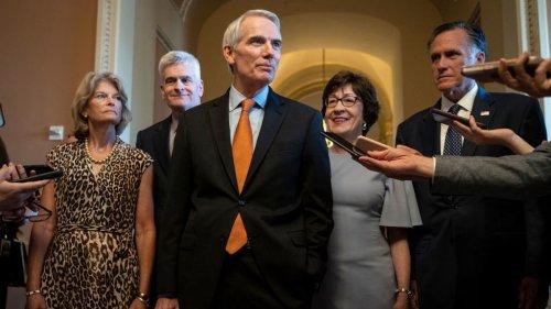 Senate Advances Bipartisan Infrastructure Deal