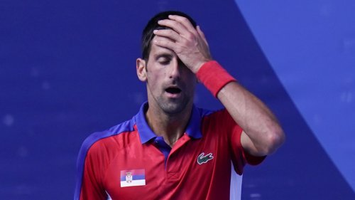 Novak Djokovic, The World's No. 1 Tennis Player, Fails To Medal At The Olympics