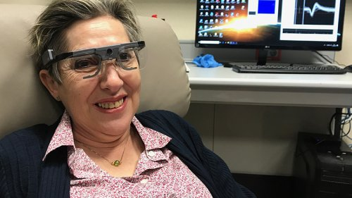 Scientists used a tiny brain implant to help a blind teacher see letters again