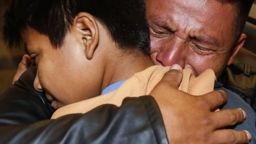 Parents Of 545 Children Separated At U.S.-Mexico Border Still Can't Be Found