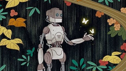 A Monk And A Robot Meet In A Forest ... And Talk Philosophy In This New Novel