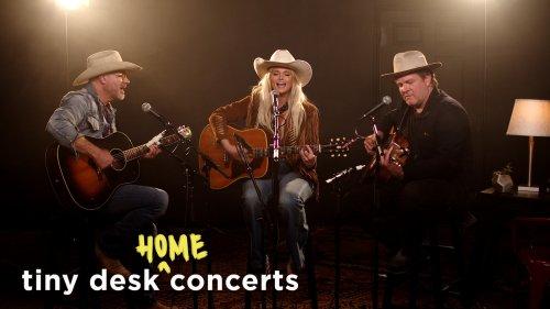 Jack Ingram, Miranda Lambert, Jon Randall: Tiny Desk (Home) Concert