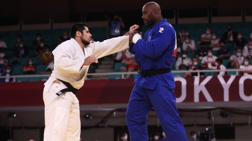 A Judo Legend Just Took Bronze After What Might Be The Biggest Upset In Judo History