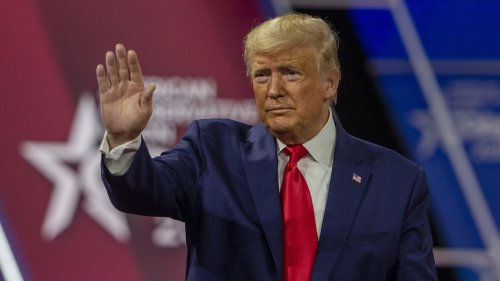 It's All About Trump: CPAC Seems Poised To Ignore Republican Identity Crisis