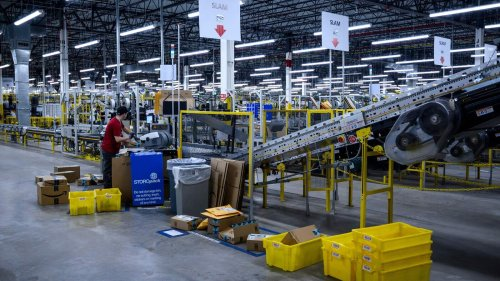 California Bill Passes, Giving Amazon Warehouse Workers Power To Fight Speed Quotas