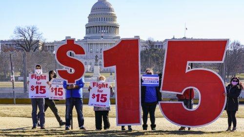 Senate Can't Vote On $15 Minimum Wage, Parliamentarian Rules