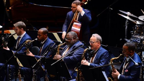 Jazz And Art Take Center Stage To Form 'Portraits Of America'