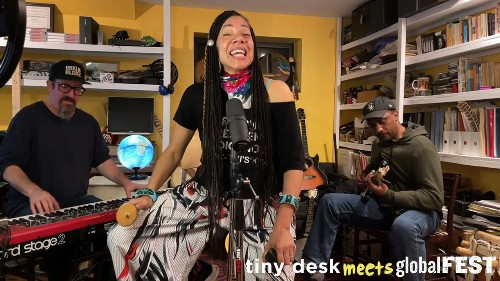 Martha Redbone: Tiny Desk (Home) Concert