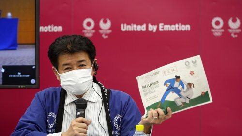 Athletes At Tokyo Olympics To Be Tested Daily For Coronavirus, Officials Say
