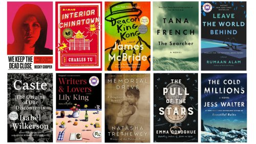 Maureen Corrigan's 10 Books That Will Connect You In A Socially Distant Year