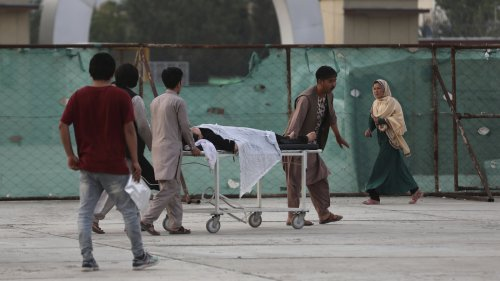 Bombing Near Kabul School Kills At Least 30, Many Of Them Girls
