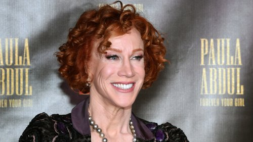 Comedian Kathy Griffin Says She's Been Diagnosed With Lung Cancer