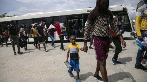 Border Crisis: Thousands Of Haitians Flown to Haiti Against Their Will