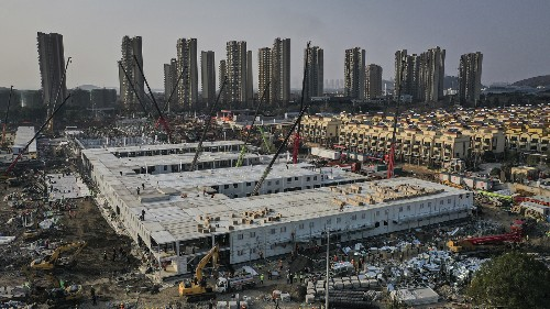 Whatever Happened To ... The Instant Hospitals Built For COVID-19 Patients In Wuhan?