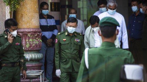Myanmar Coup: Suu Kyi Is Accused Of Illegally Importing Walkie-Talkies