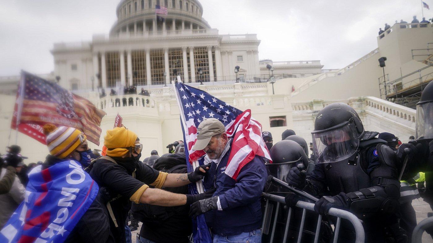 Capitol Police Officer Who Fatally Shot Rioter Ashli Babbitt Will Not Be Disciplined