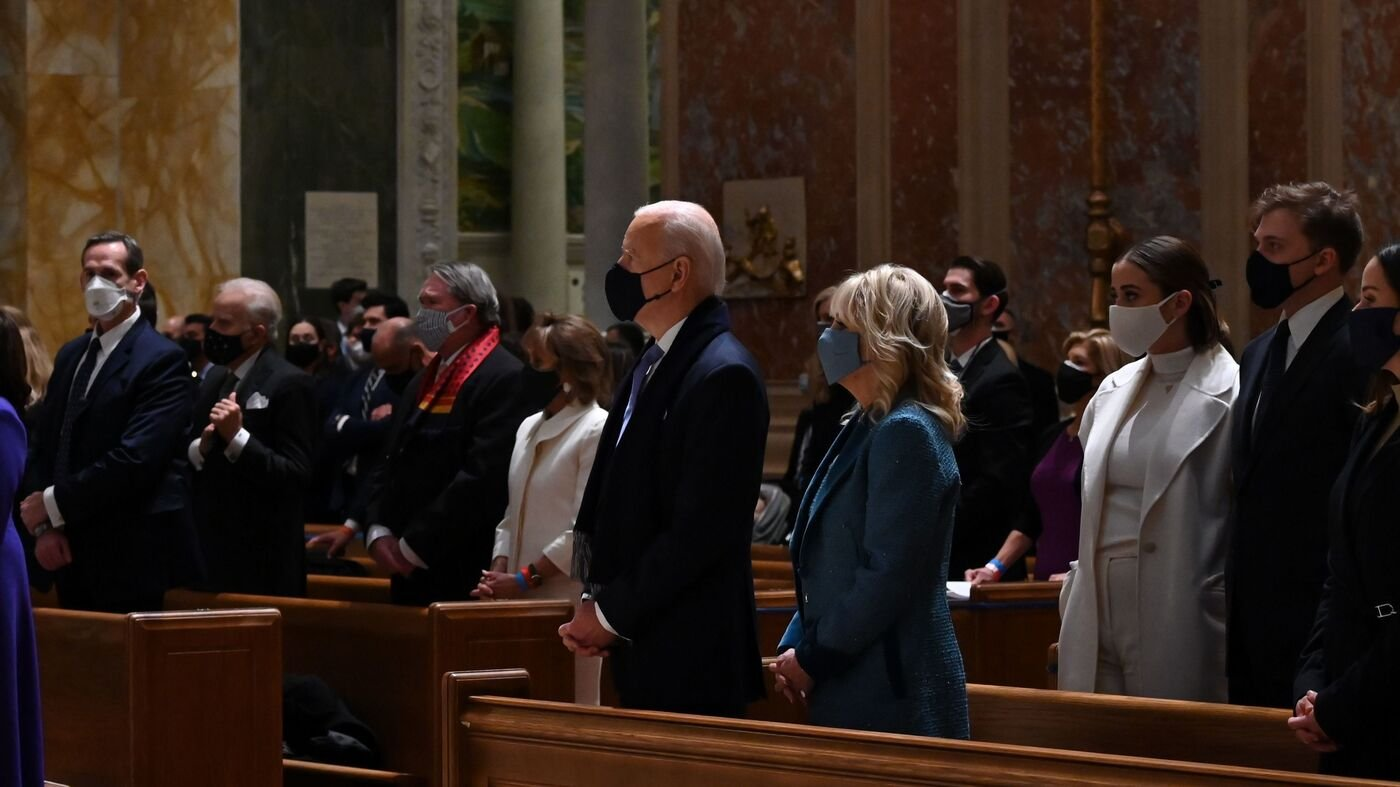 Biden Is Catholic. He Also Supports Abortion Rights. Here's What That Could Mean