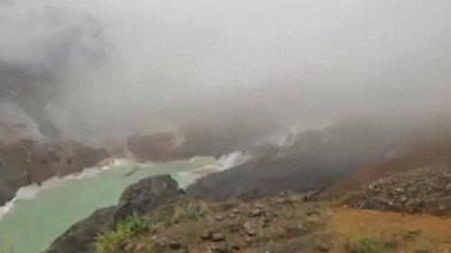 Landslide At Myanmar Jade Mine Kills At Least 162
