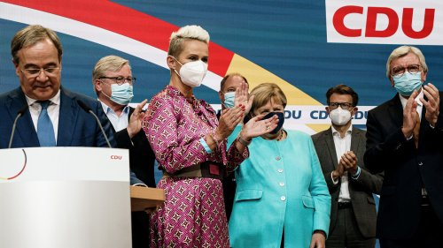 Early Results Show The German Election Is Too Close To Call