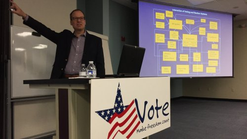 Cybertraining Election Officials For This Year's Voting