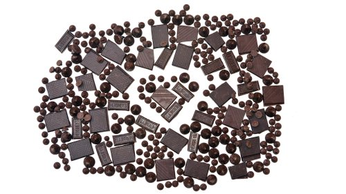 Thank Your Gut Bacteria For Making Chocolate Healthful