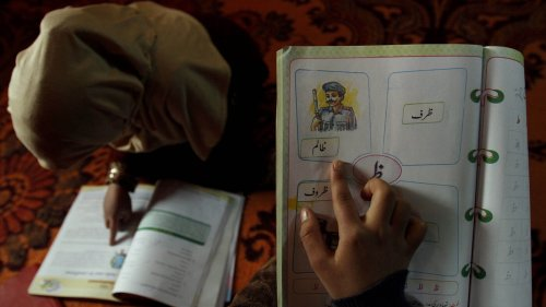 See Priya Cook: Gender Bias Pervades Textbooks Worldwide