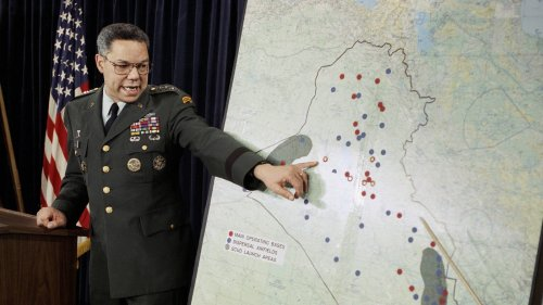 Colin Powell's legacy, defined by two very different wars in Iraq
