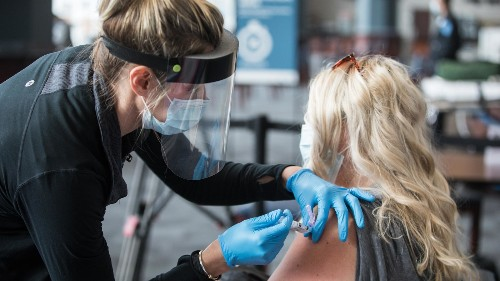 Biden Adviser Sees Local Answers To Boosting Mask Use, Speeding Up Vaccinations